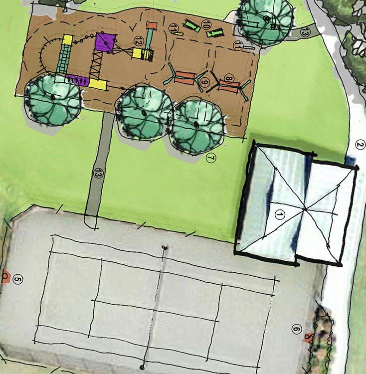Sancrox Reserve Playground concept