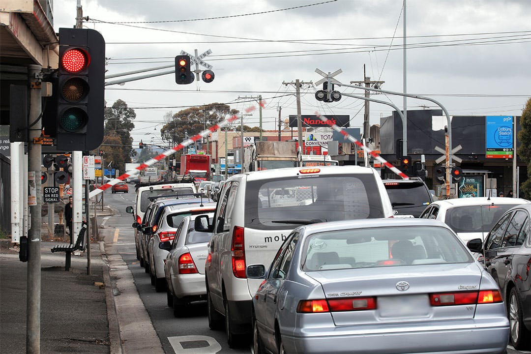 Bell to Moreland | Your Level Crossing