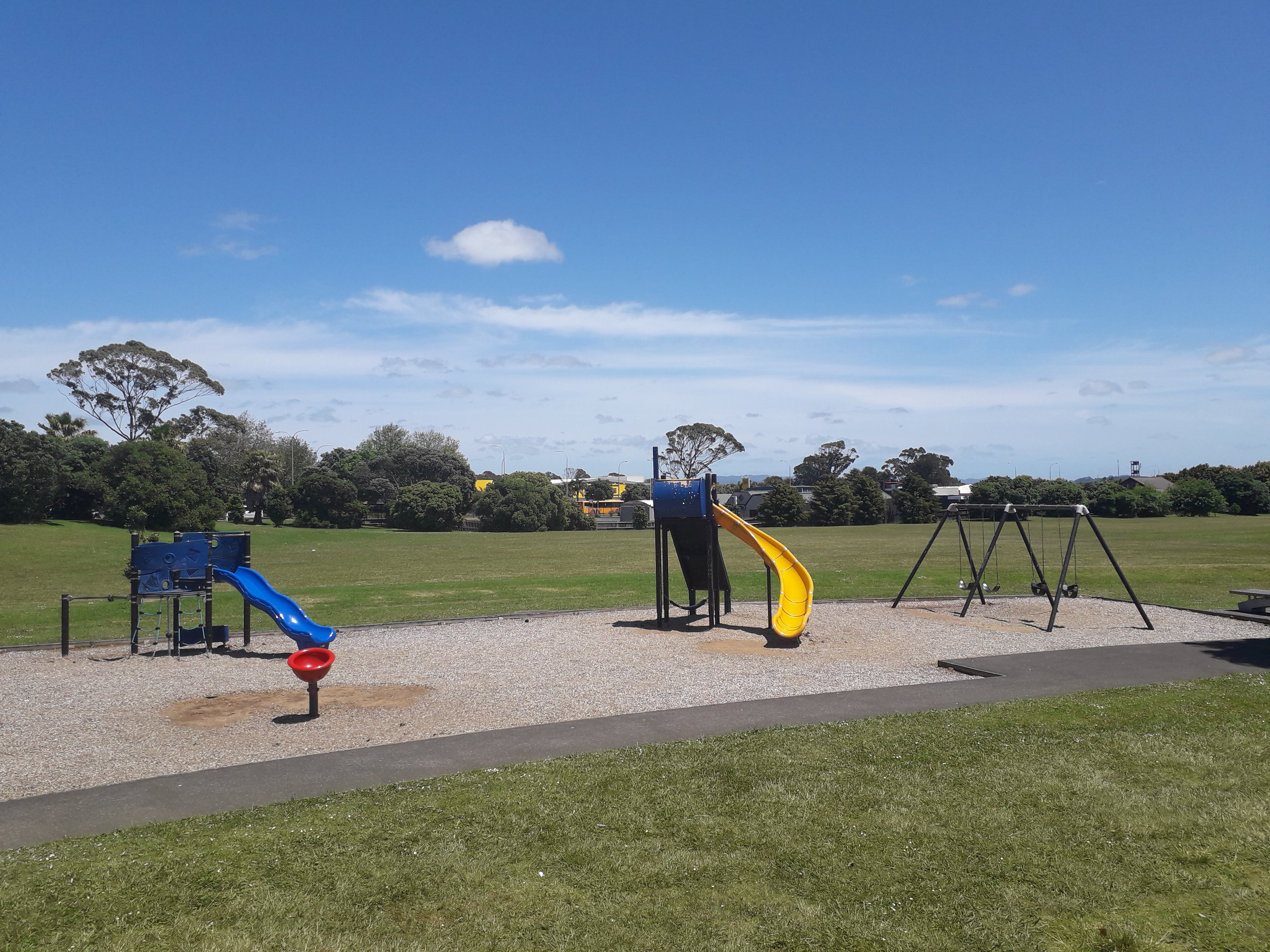 Existing Photograph - Play Equipment