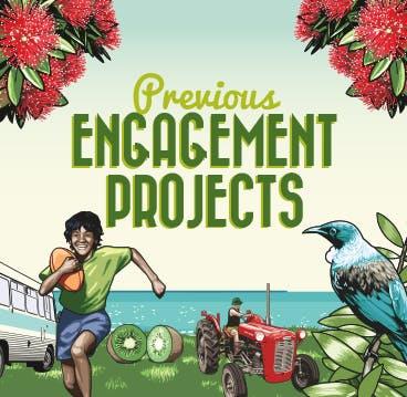Previous engagement project tile