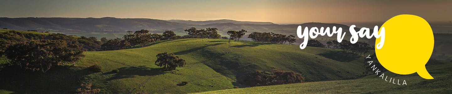 Your Say Yankalilla - Kemmis Hill