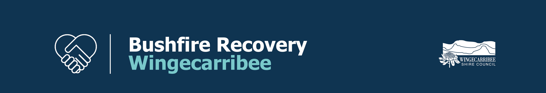Bushfire Recovery Wingecarribee banner