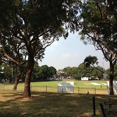 Camperdown Park and Oval