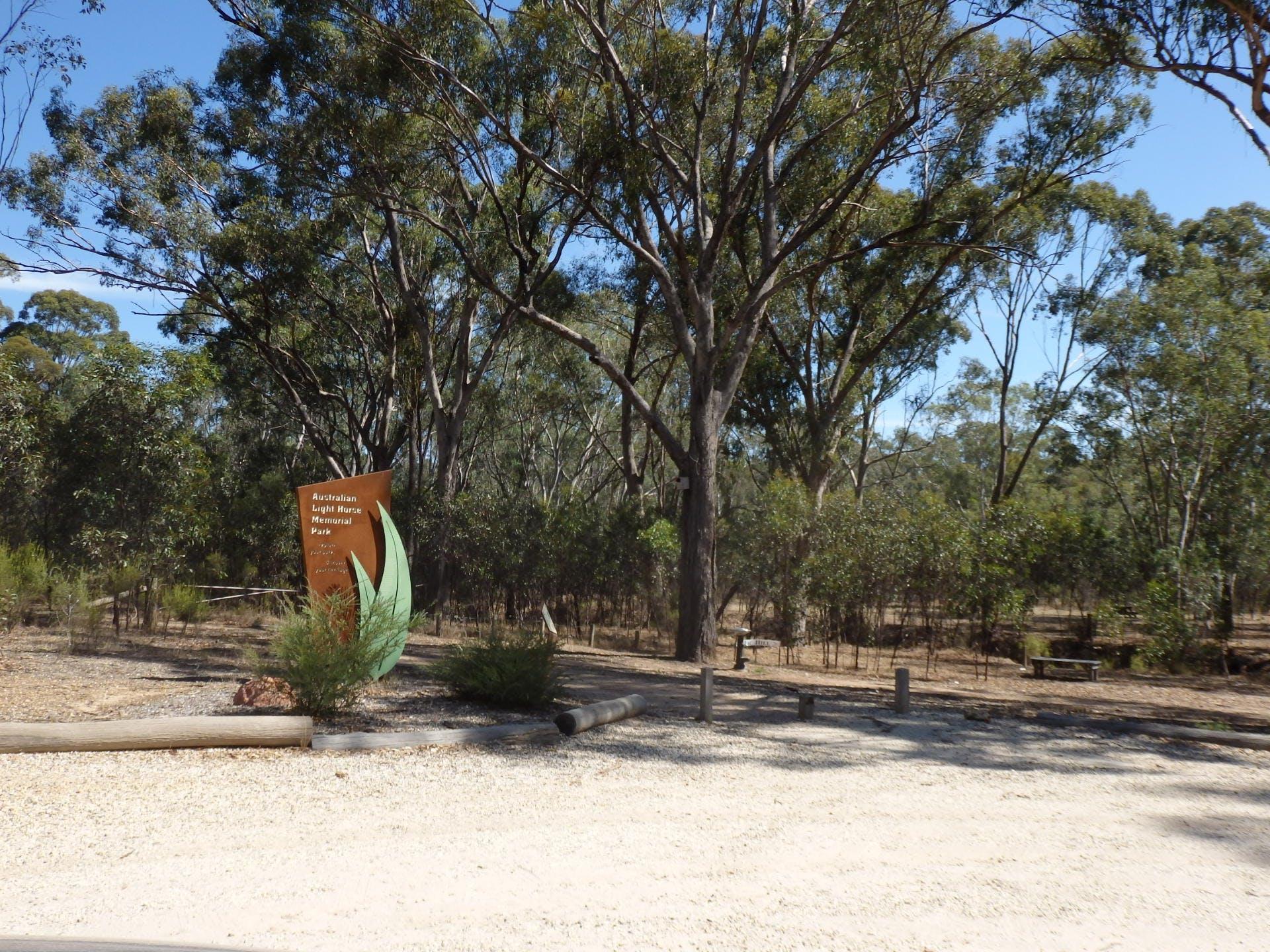 Australian Light Horse Memorial Park