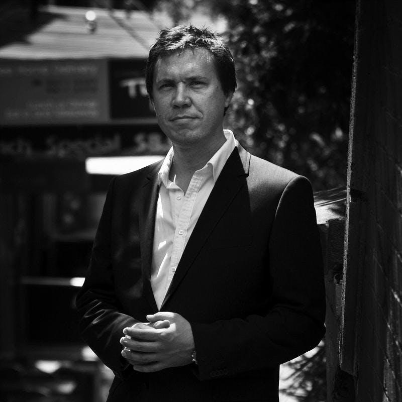 Ben Hewett - Member of Independent Jury
