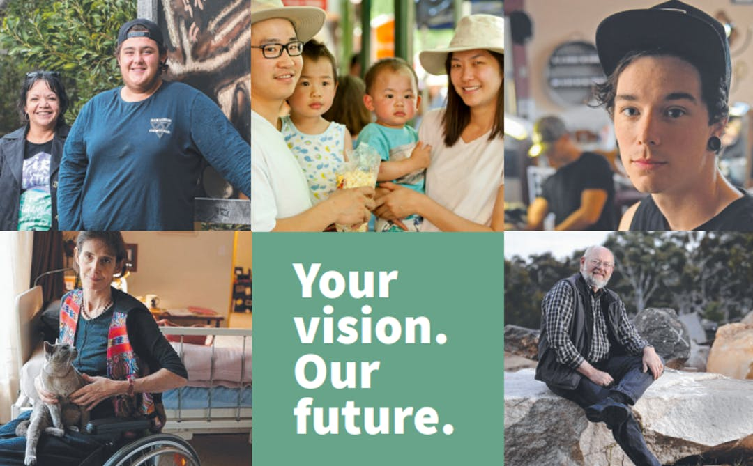 about us - your vision our future