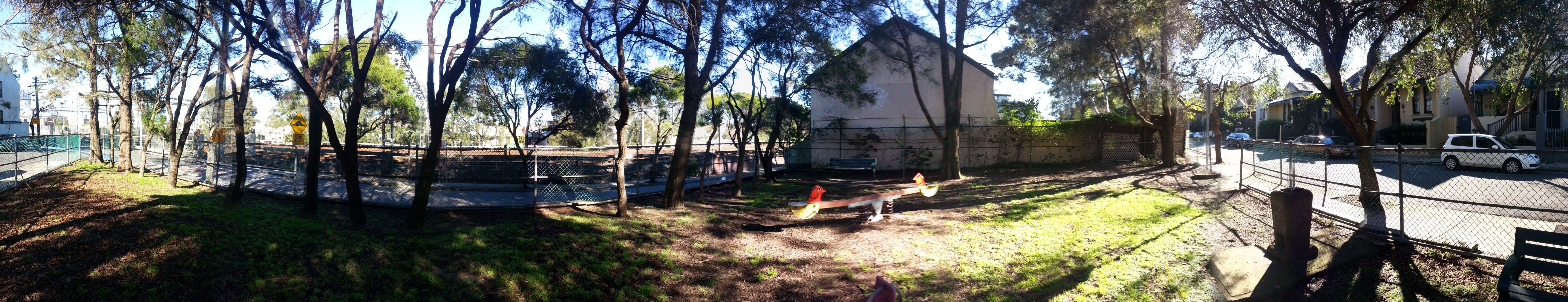 Norton Russell Playground