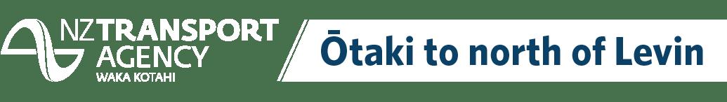 Ōtaki to north of Levin