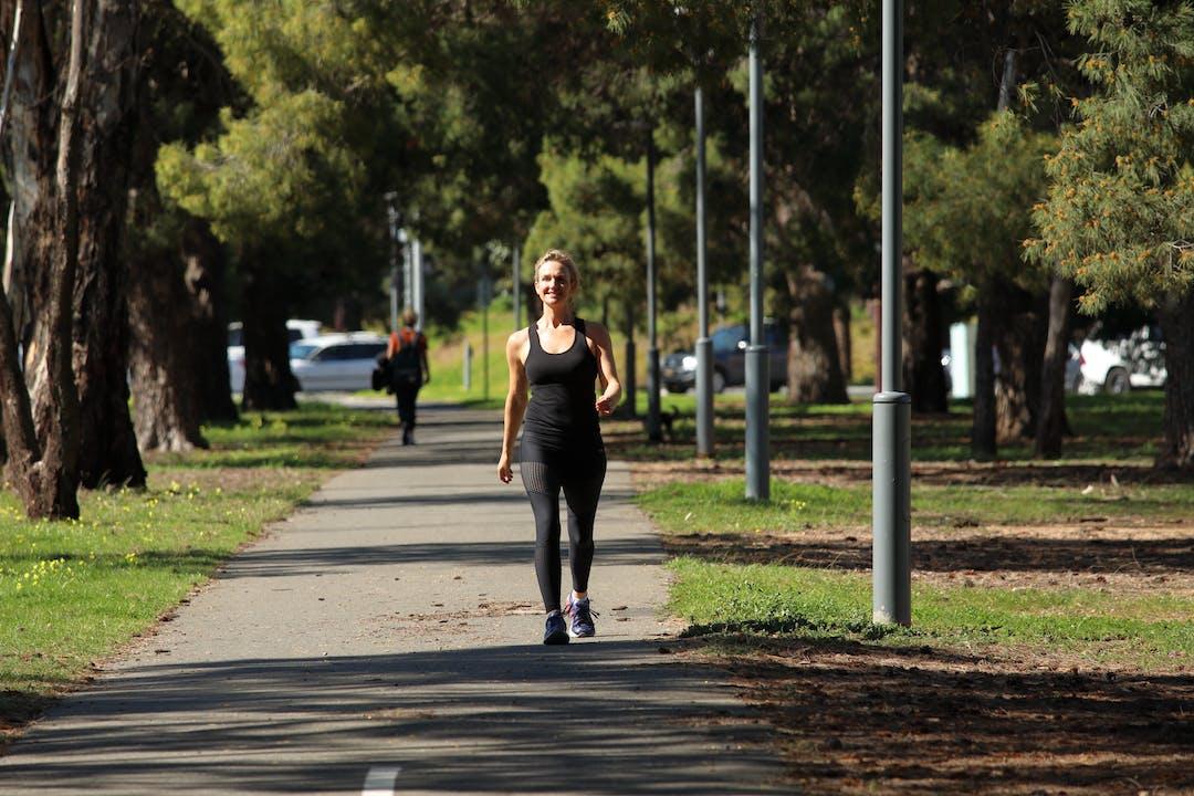 P2 running walking track 14