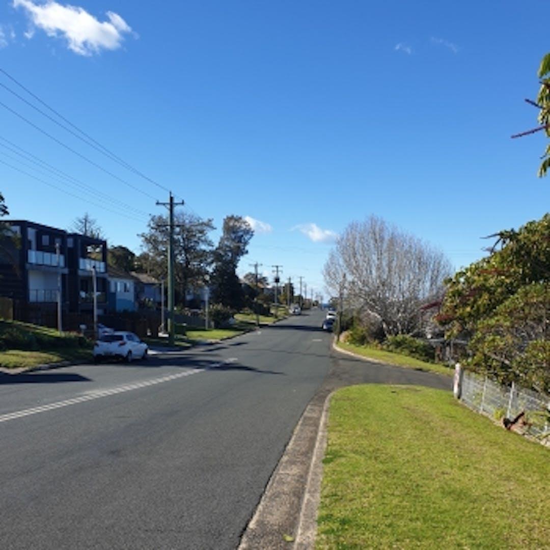 Point street tile