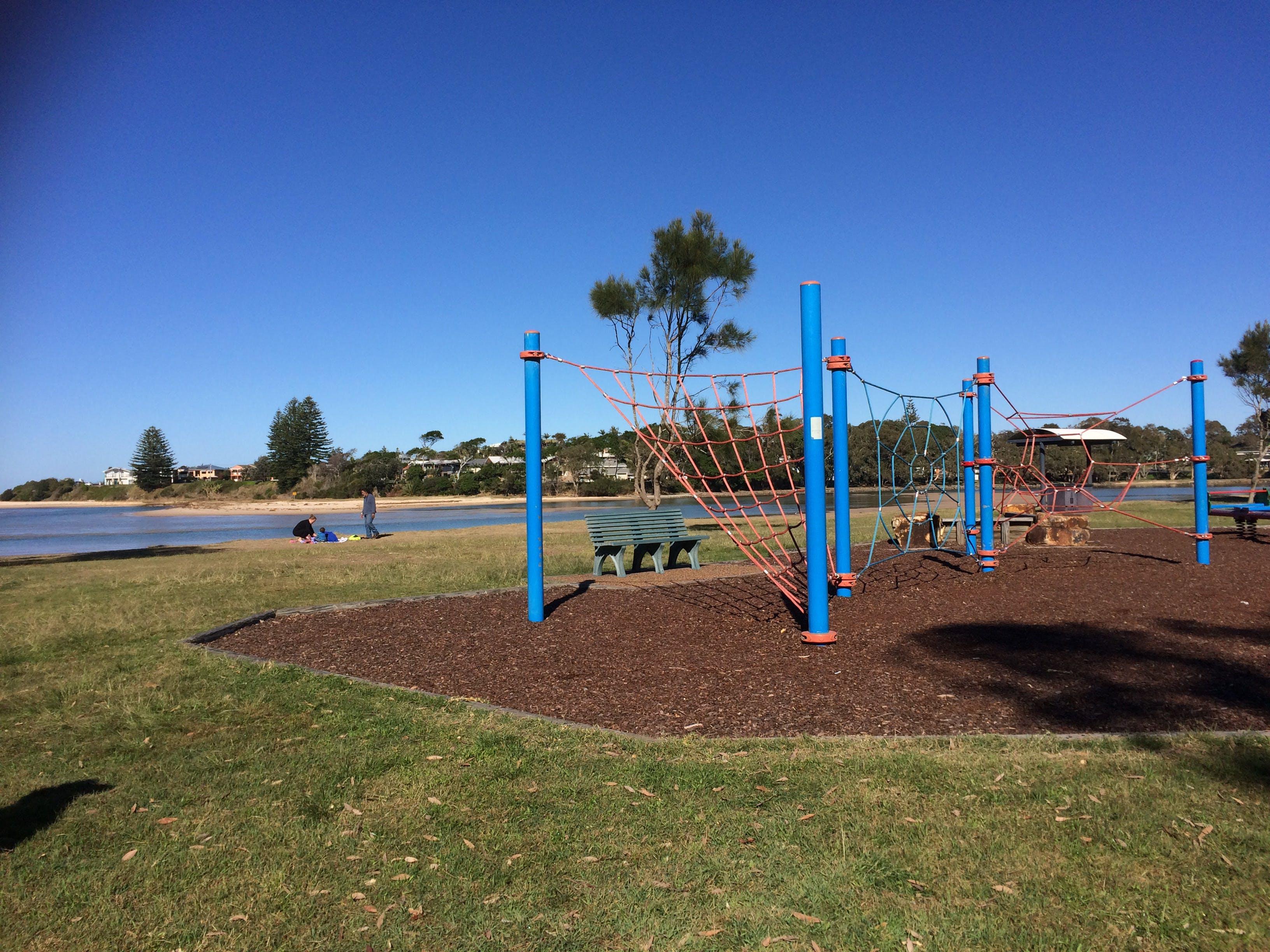 Lake Cathie Foreshore Playground