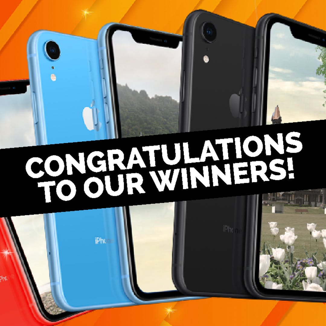 "WIN an iPhone XR in our ""Love Rotorua"" giveaway!"