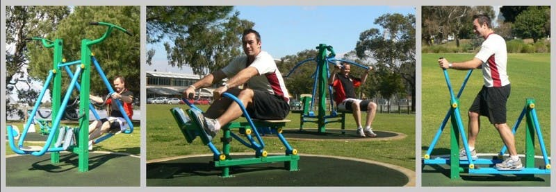 Example of Fixed exercise Equipment