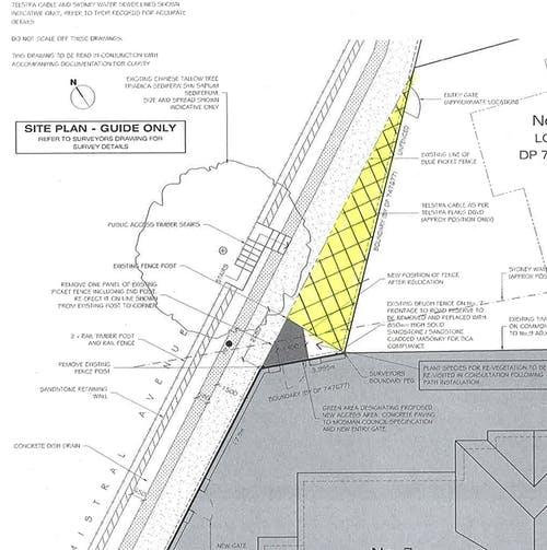 9 Mistral Avenue Plan
