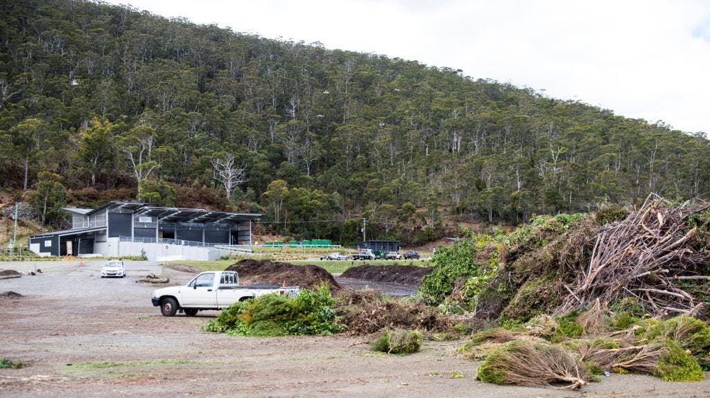 Mc Robies Gully Waste Management Centre   Green Waste   By Alistair Bett