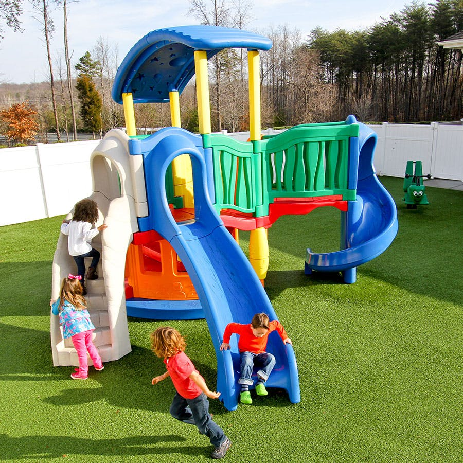 Preschool Playground Equipment Ech4