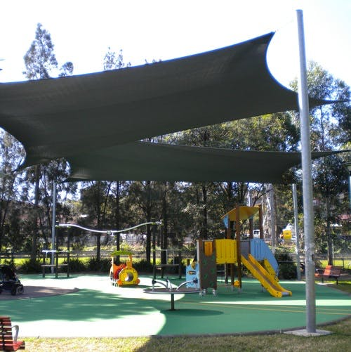 Mc Neilly Park Upgrade