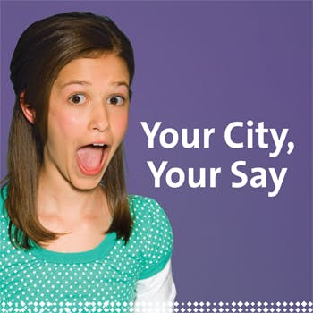 Your City Your Say
