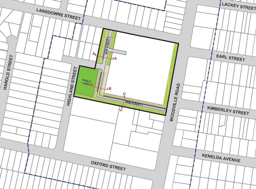 Draft voluntary planning agreement   merrylands east neighbourhood centre