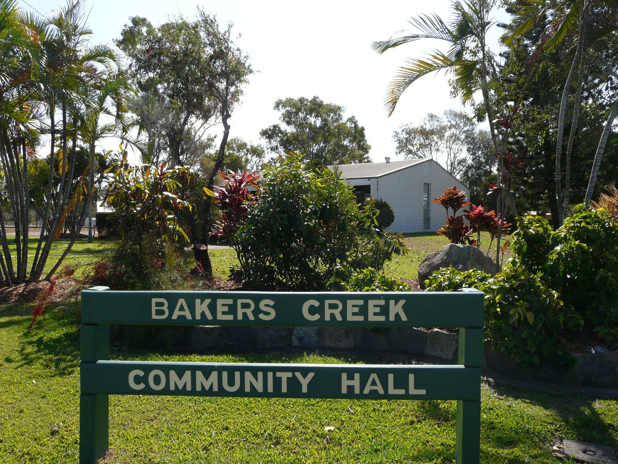 Bakers Creek Community Hall