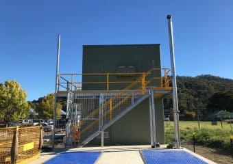 New pump station 340x240