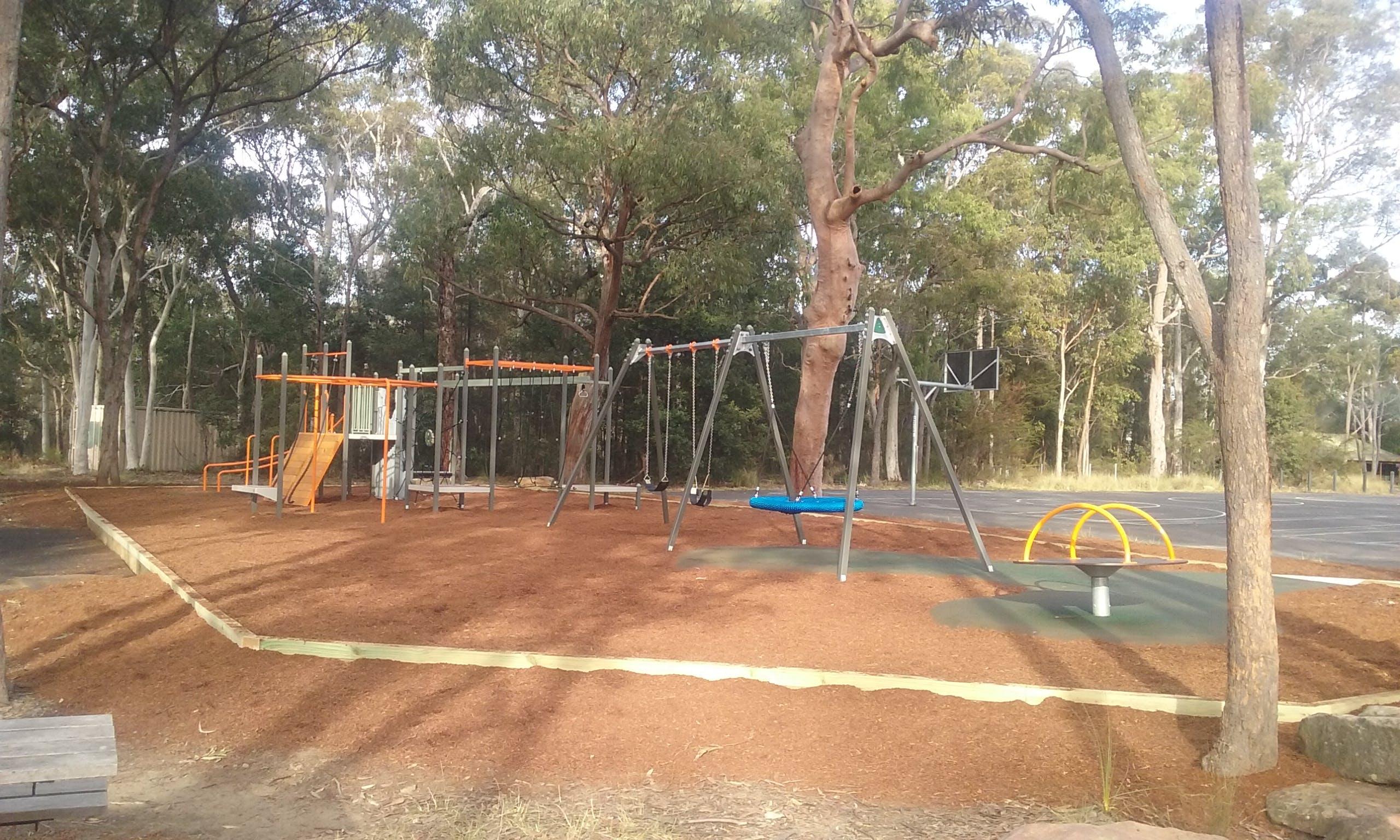 Blaxland Oval Park play equipment.jpg