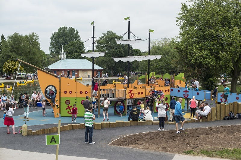 Alton Community Centre Car Park