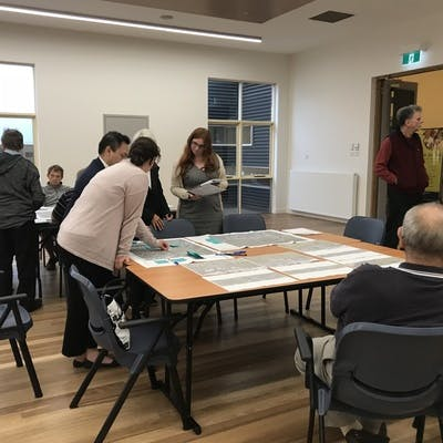 Geelong to Waurn Ponds duplication consultation