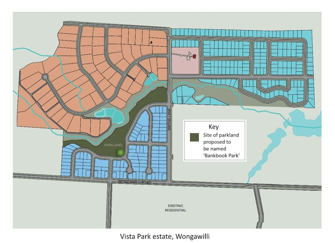 Vista park estate