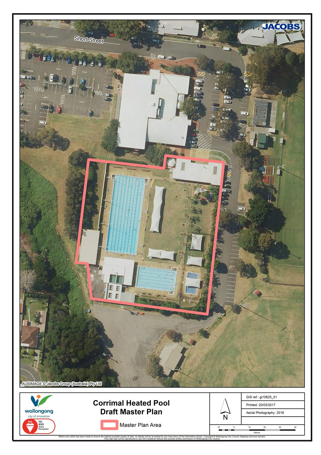 Corrimal Heated Pool