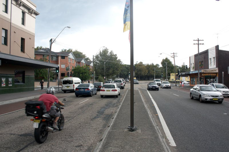 Today - Doncaster Avenue intersection