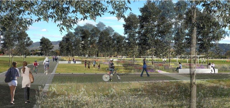 Victoria Park - Bakkabakkandi - Central Gardens
