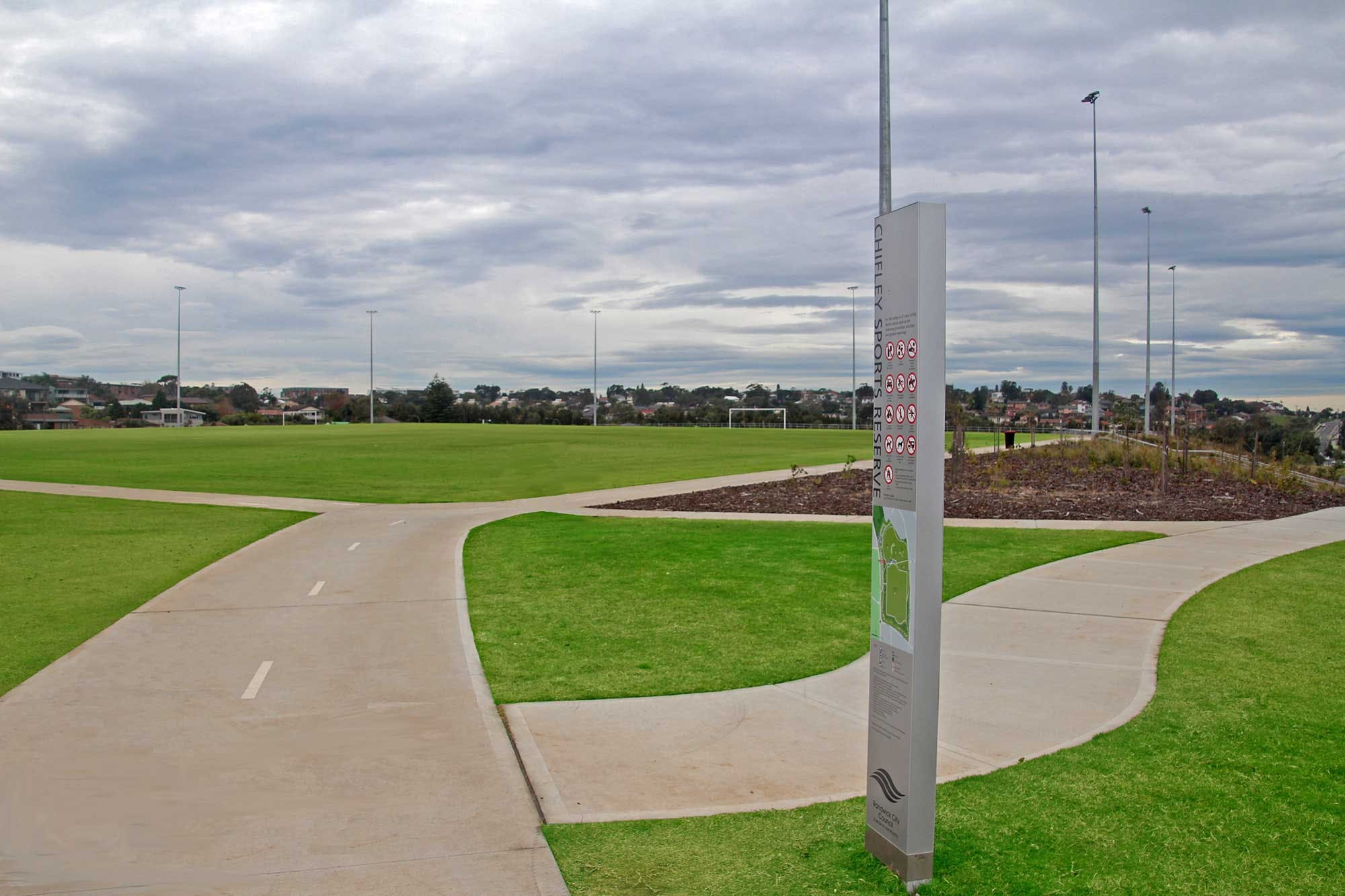 Chifley Sports Reserve Master Plan