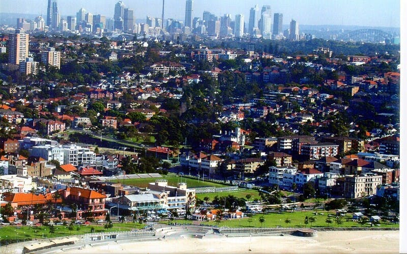 Coogee to the City of Sydney