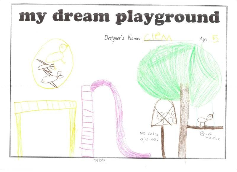 Darlinghurst PS kindergarten designers