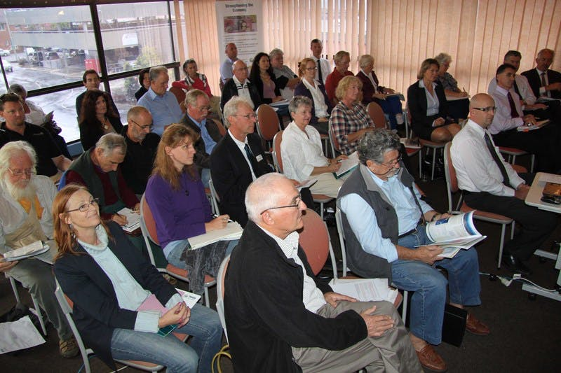 A good attendance at a Murwillumbah roundtable for the Tweed Community Strategic Plan.