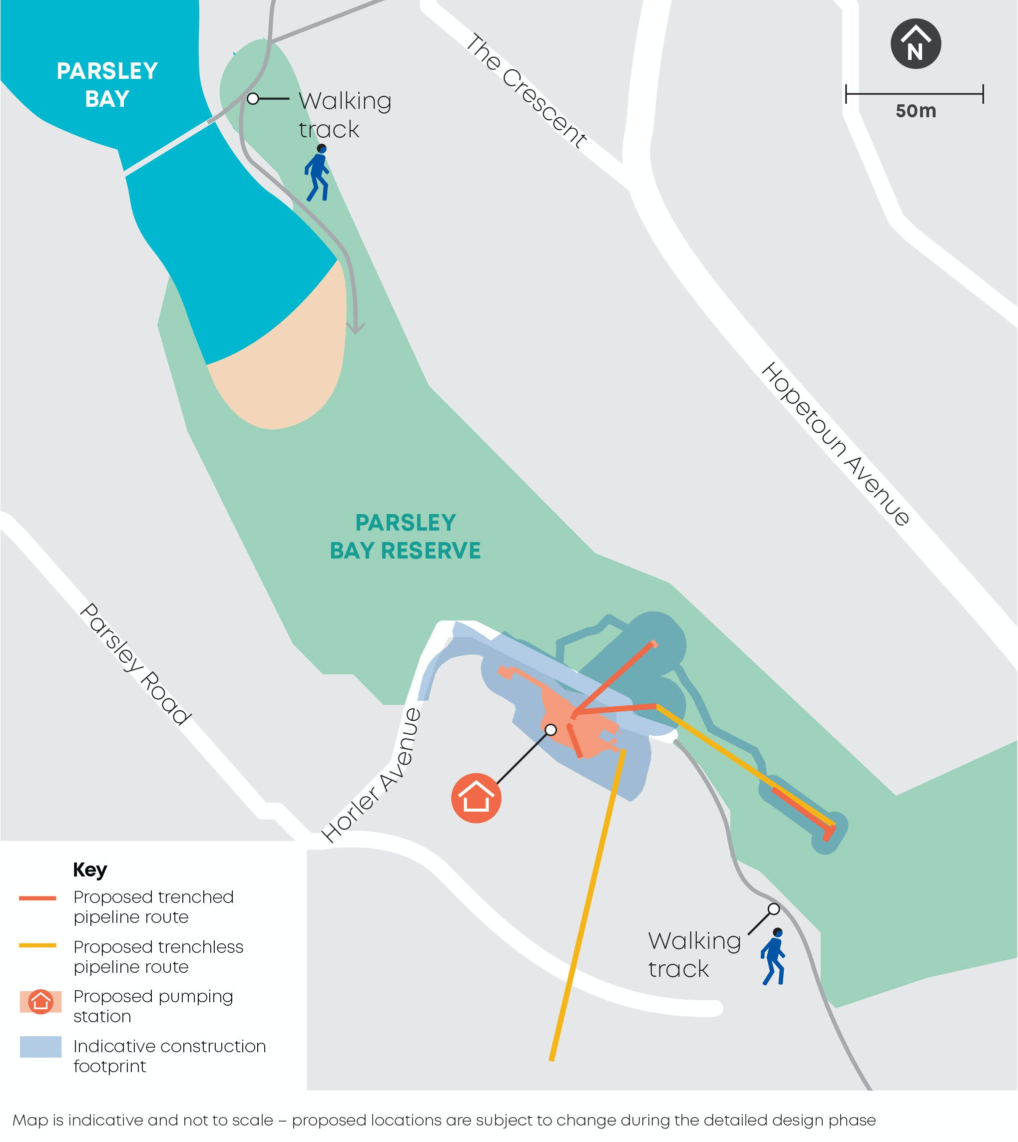 Refresh VDB REF - Work at Vaucluse Map - June 2020
