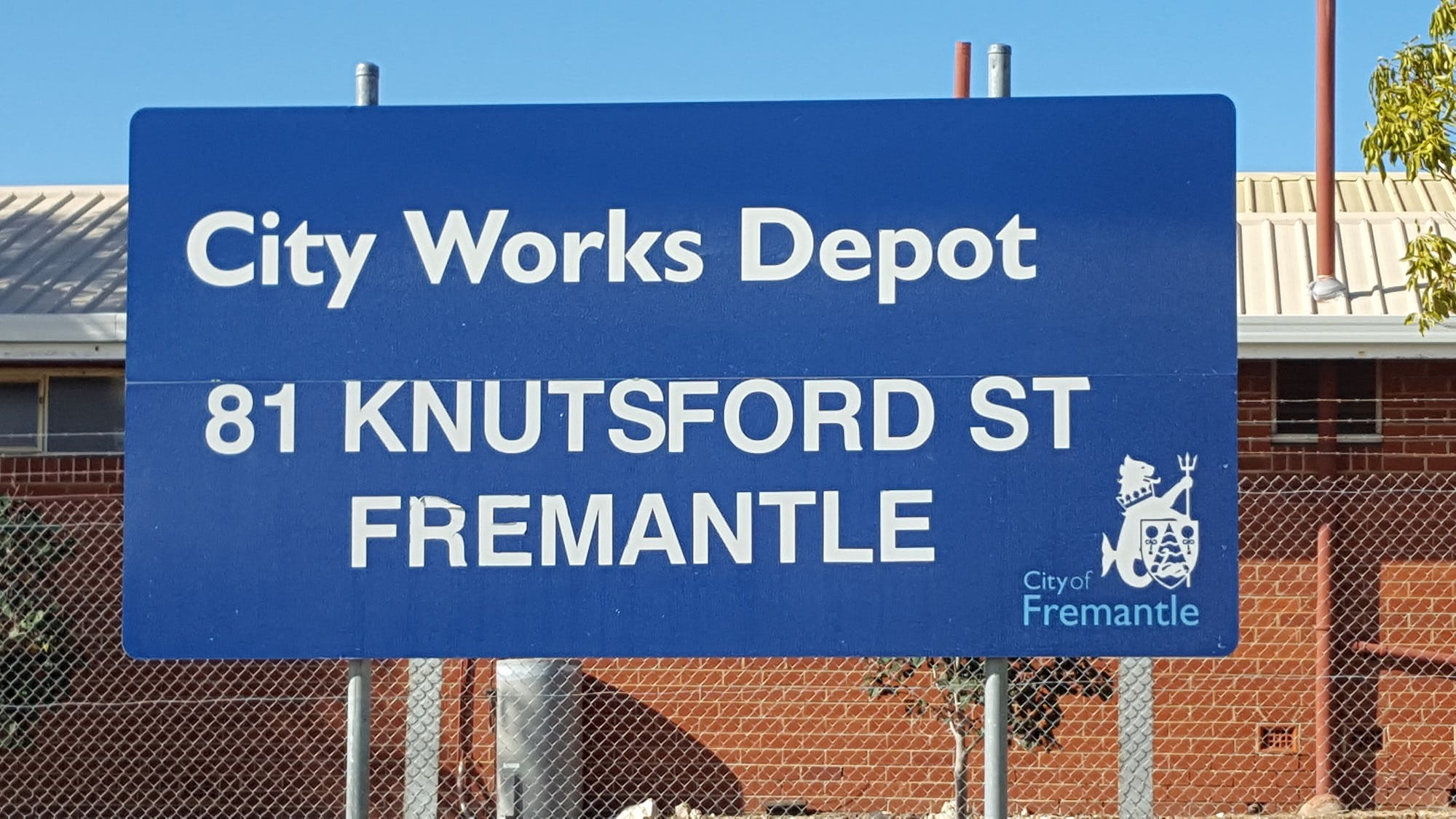 City of Fremantle Knutsford Area