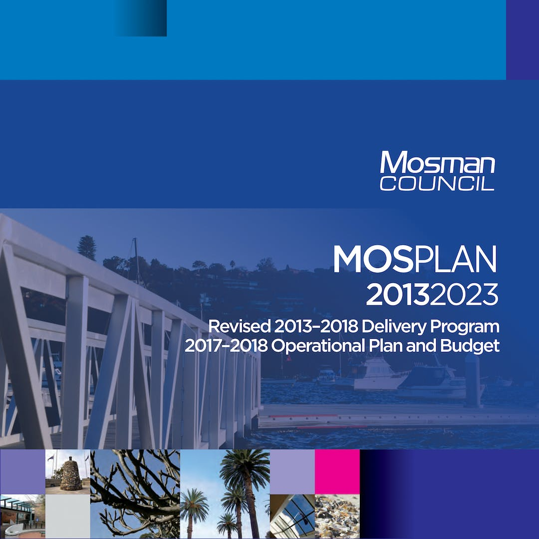 Draft (revised) 2013-2018 Delivery Program and 2017-2018 Operational Plan and Budget