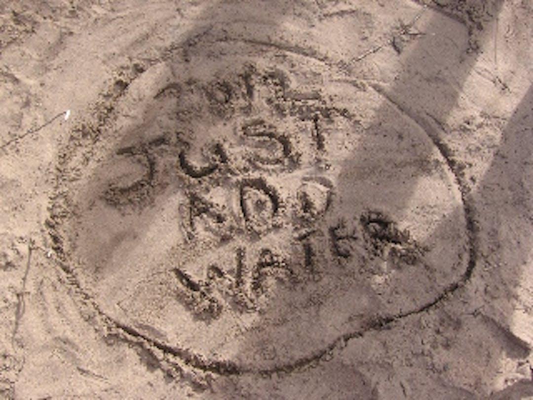 Jaw  sand 3663