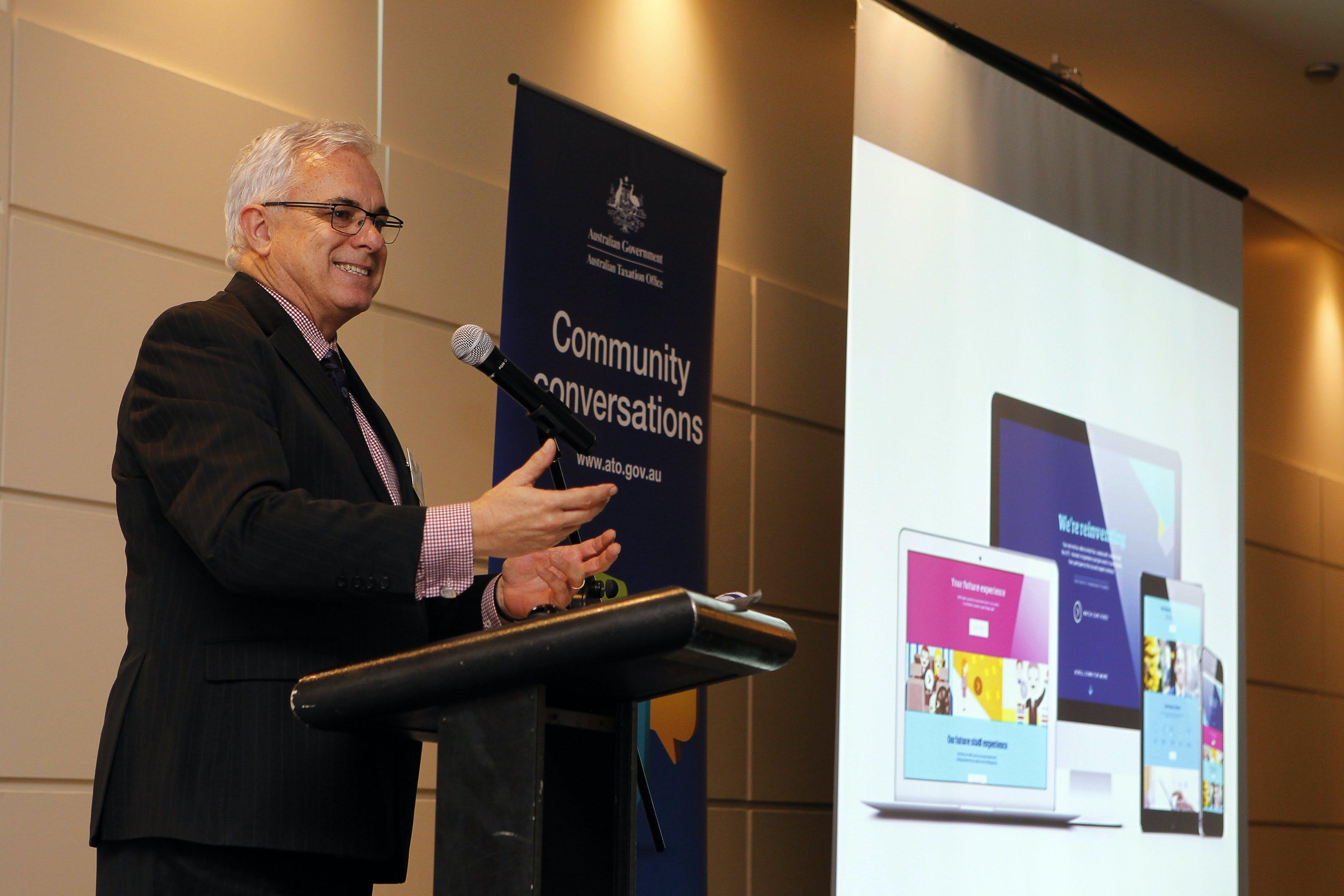 Community Conversation - Wollongong