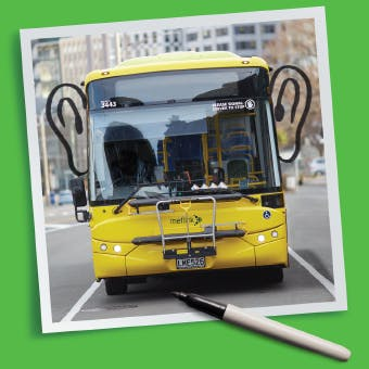 We're listening - bus network review