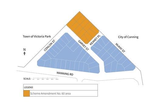 Waterford Triangle amendment 60 area
