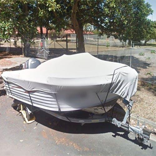 Boat Trailer 360