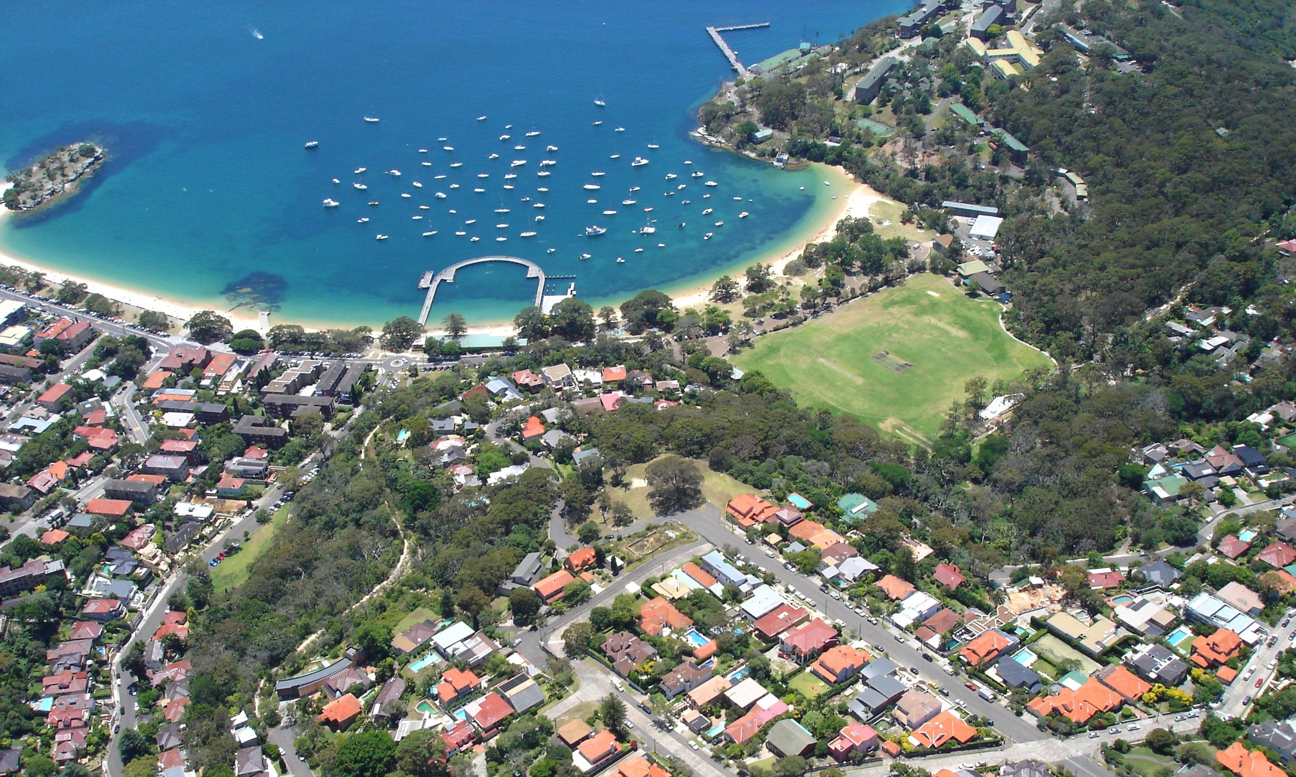 Aerial Photograph of Balmoral
