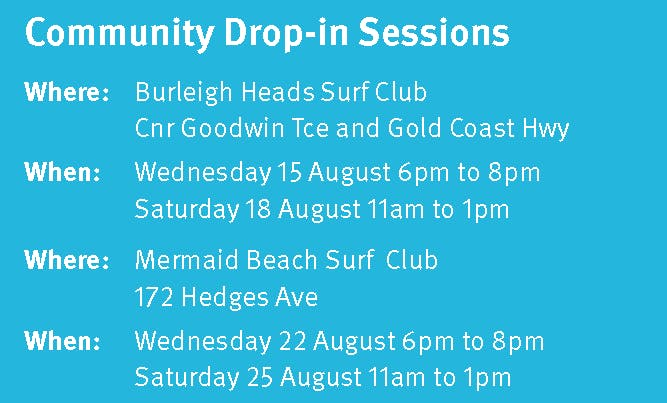 Community Drop-in Sessions