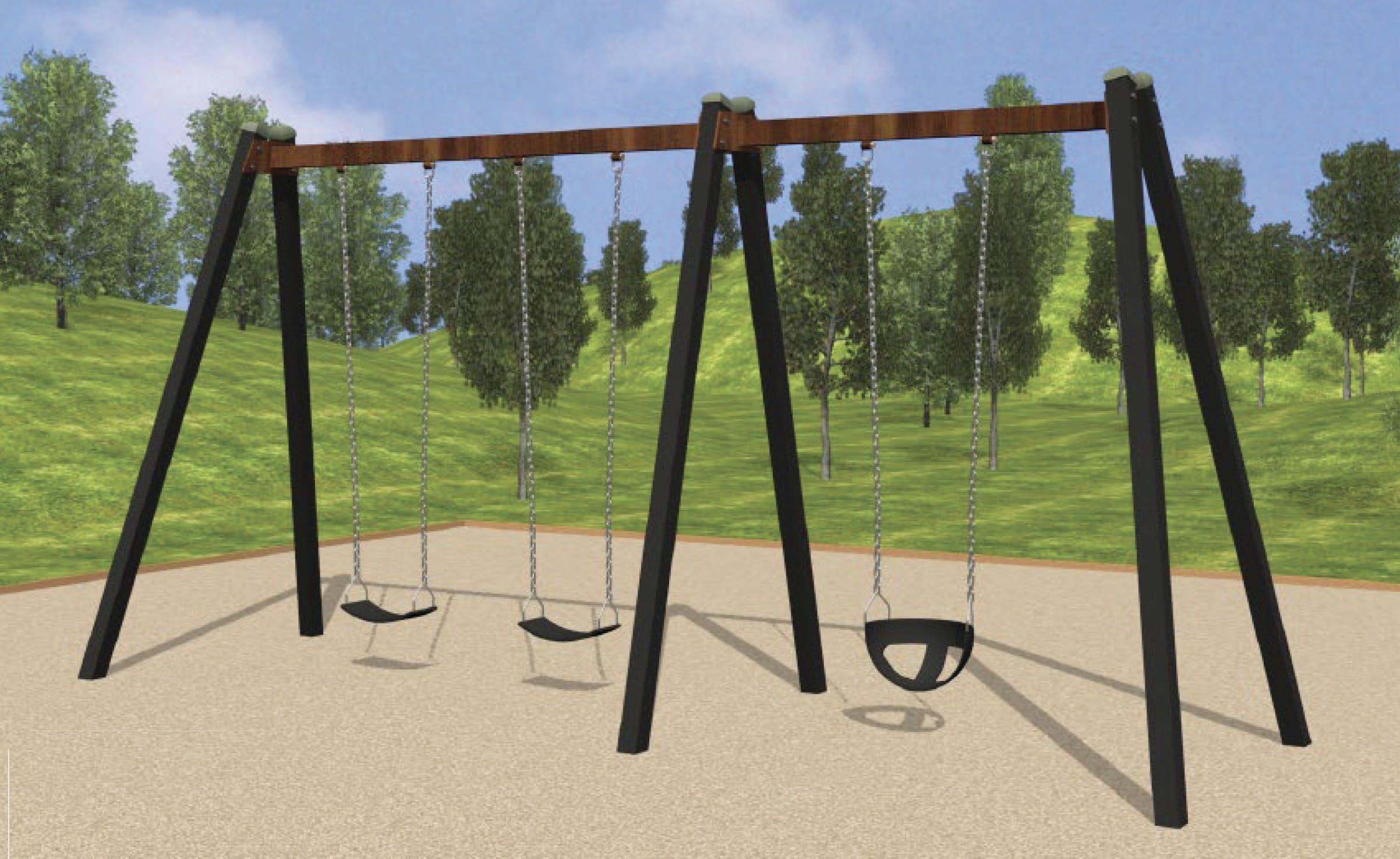 Swings - Forrest Street