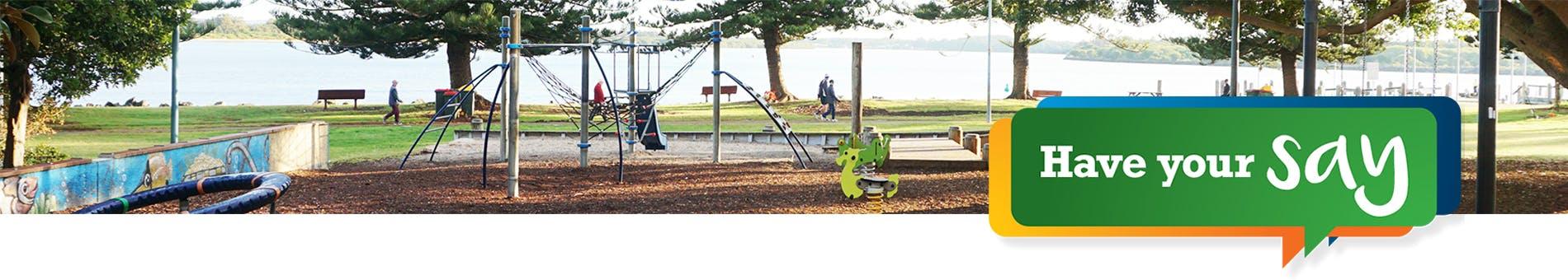 Town Green Playground
