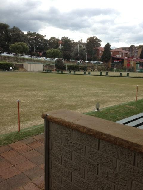 Coogee Bowling Club Outside 2