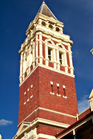 Kilbreda tower
